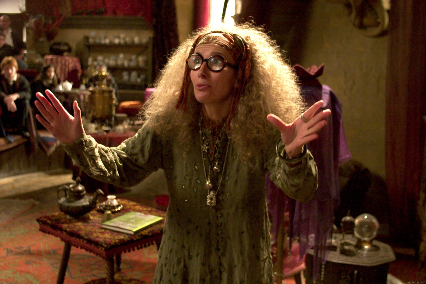 Professor trelawney harry potter thoughts and theories - Rusard harry potter ...